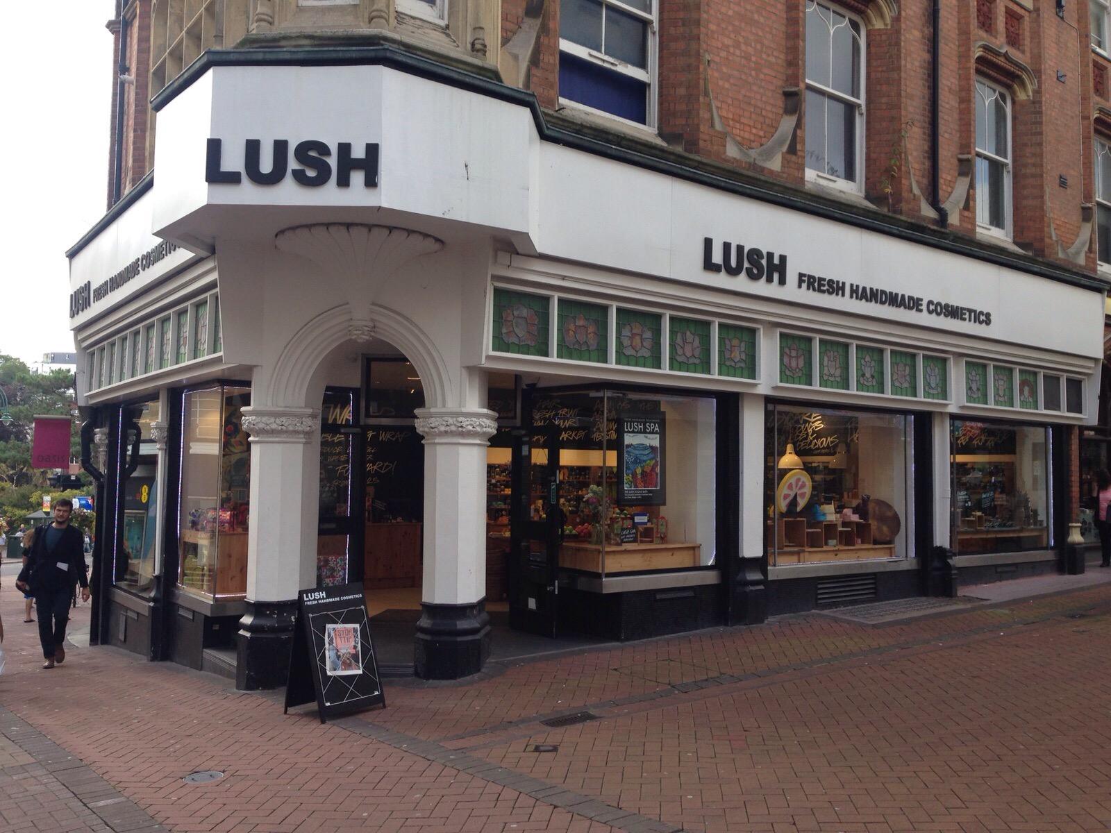 Lush Bournemouth