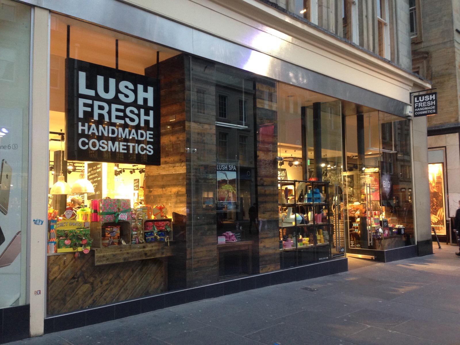 Lush Buchanan Street (Glasgow)
